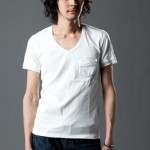 wjk 2012 S/S Re arrival Items …. poket-V with leather 5色展開