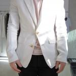 wjk 2B JACKET – silk linen 2085 sl02 2 colors