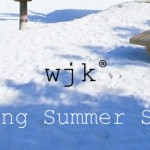 wjk×Exclusive 2013 spring summer SALEのご案内