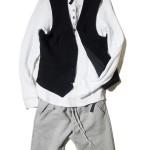 wjk henley L/S – waffle jersey 7062 wf09 5colors  + gillet + shorts