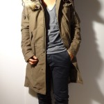 wjk M52 – destroy cotton twill 1130 ct01 < モッズコート >