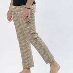 wjk 16ss / 9.5 pants – jacquard camo 5554 jd09