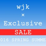2016 SPRING SUMMER SALE のご案内