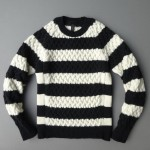"""爆弾"" ではなく爆暖 FISHERMAN knit – powder mix knit 6641 kw53"
